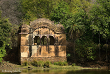 Hunting palace Ranthambore
